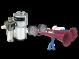 FIAMM MC4 System Pneumatic emergency horns MC4 FI TA2 BL V