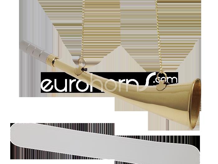 Nebelhorn Messing 30cm