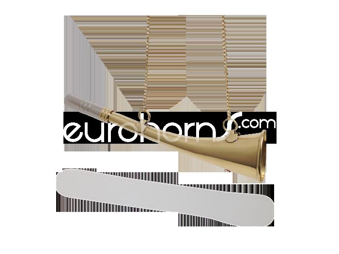 Nebelhorn Messing 23cm