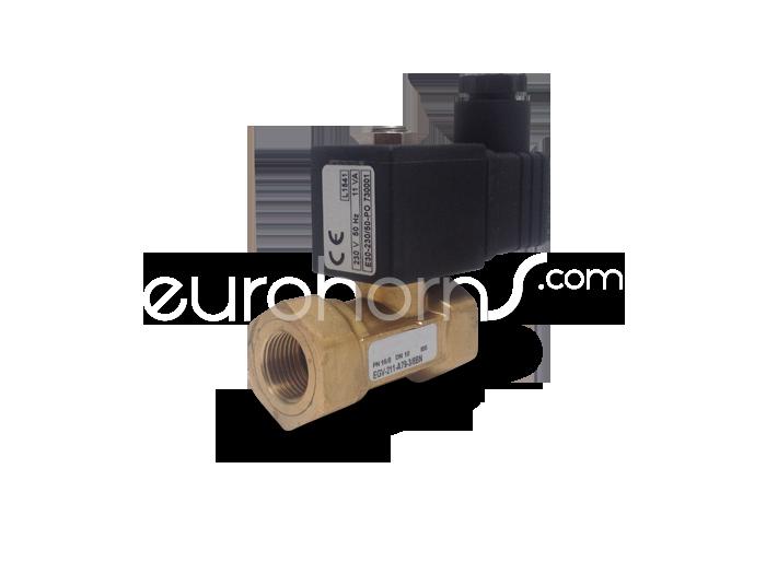 220V/230V Wechselstrom Ventil