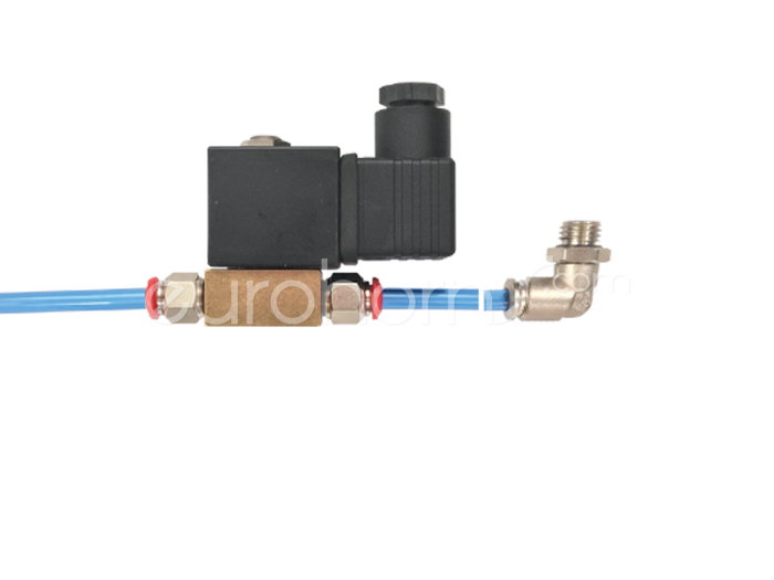 Solenoid and Couplings