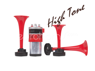 Fiamm Tour Horn High Tone 12v Mt3i cycling air horn set